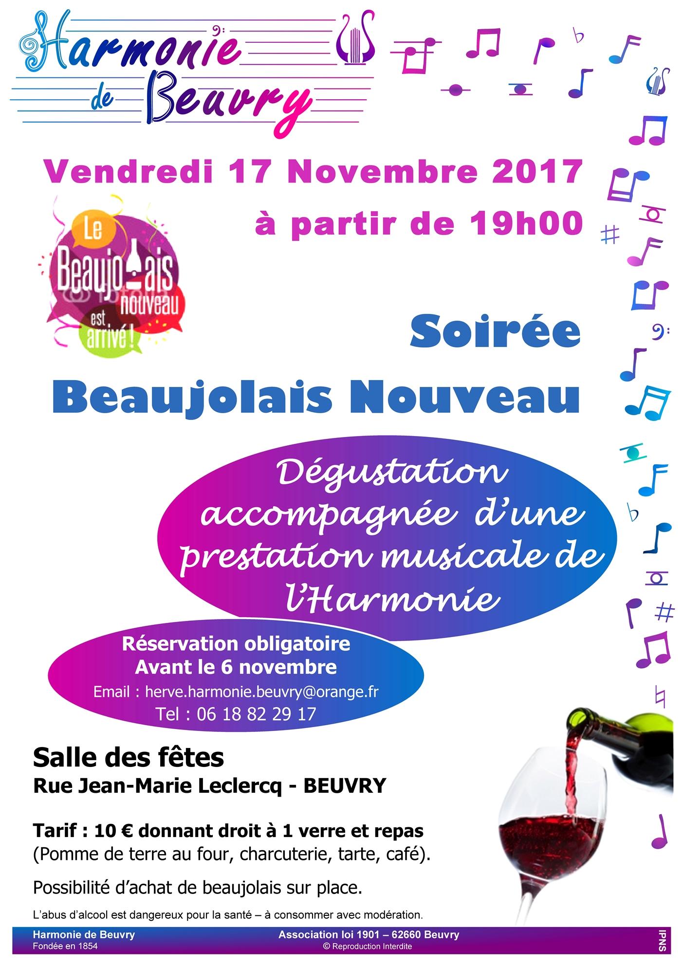 3ème soirée Beaujolais Nouveau dans Festivités visuel-beaujolais-2017