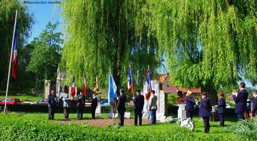 8 mai 2018 à Beuvry dans Commémorations 8-mai-2018-beuvry-1